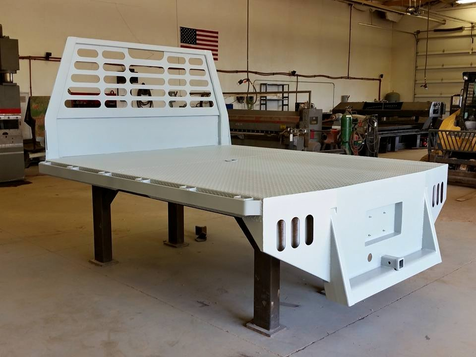 Custom Flatbed for Duramax