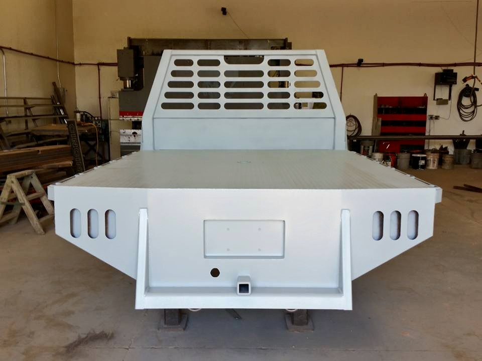 Flatbed for Duramax 2